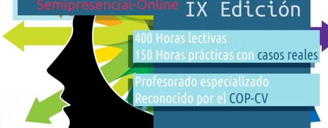Máster de Psicología Clínica - Centre Psicologia Clínica i Formativa